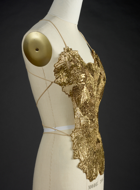 Basso and Brooke, 'Backless Blouse', 2008, RISD Museum
