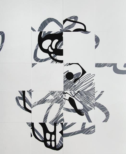 , 'Repurposed Failure # 9,' 2014, Matthew Rachman Gallery