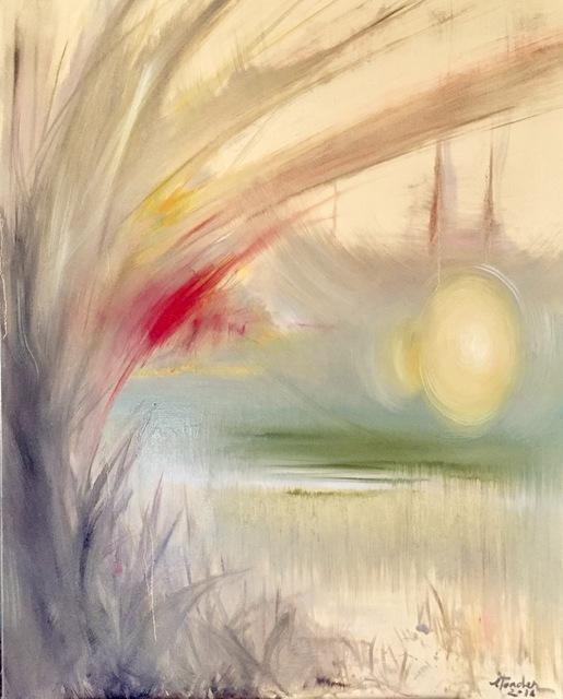 , 'MORNING GHOST,' 2017, Renaissance Art Gallery