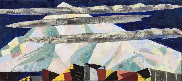 , 'Growth Boundary,' 2017, Linda Hodges Gallery
