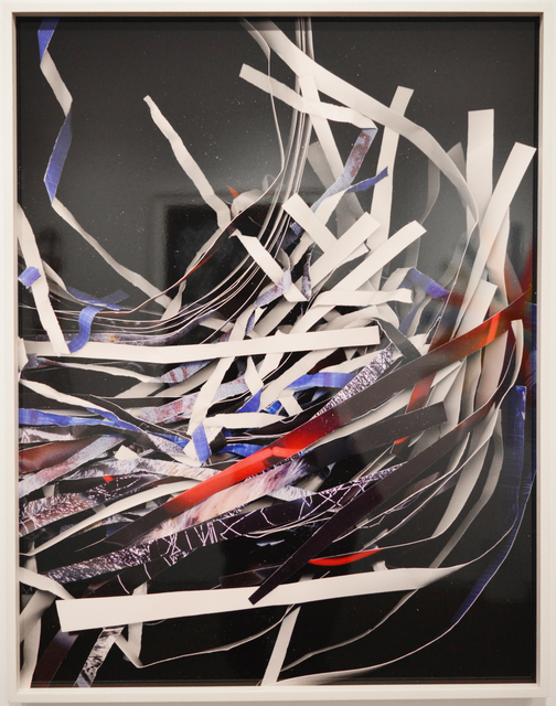 , 'Strands III,' 2016, Olga Korper Gallery