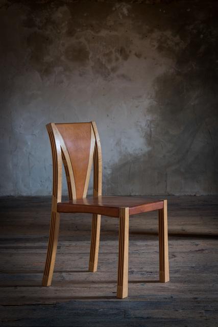 , 'Lattice Chair,' 2016, Sladers Yard