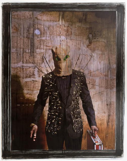 , 'Tchakatou #01,' 2016, Mariane Ibrahim Gallery