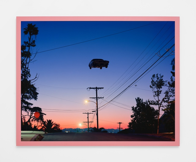 Matthew Porter, 'Ridge Road', 2019, Photography, Archival pigment print in artist's frame, M+B