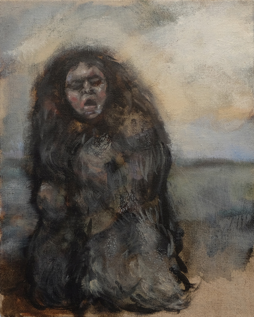 , 'Keening,' 2018, Charlie Smith London