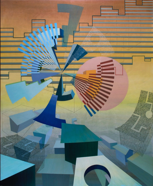 Bryan Ida, 'Highland Park', 2015, George Billis Gallery