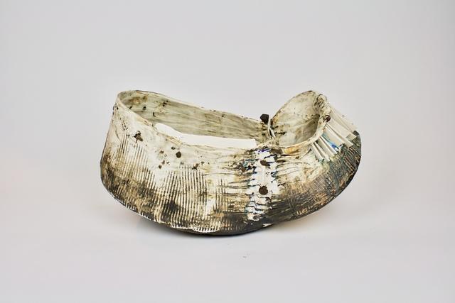 , 'Cradle w/ Porcelain Ledge & Minnesota Blue Stone,' 2017, Lacoste Gallery