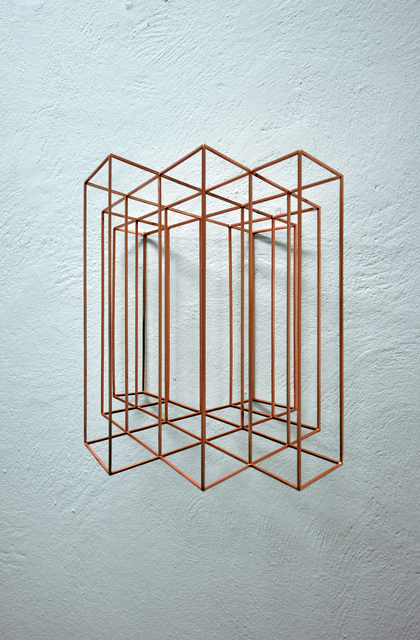 , 'Wing #3 (Copper),' 2017, The Flat - Massimo Carasi