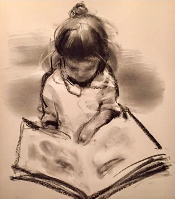 , 'Girl Reading,' , Sladmore Contemporary