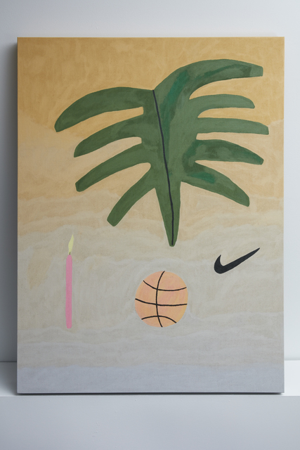 , 'Nike, Candle, Basketball, Leaf,' 2016, Ochi Projects