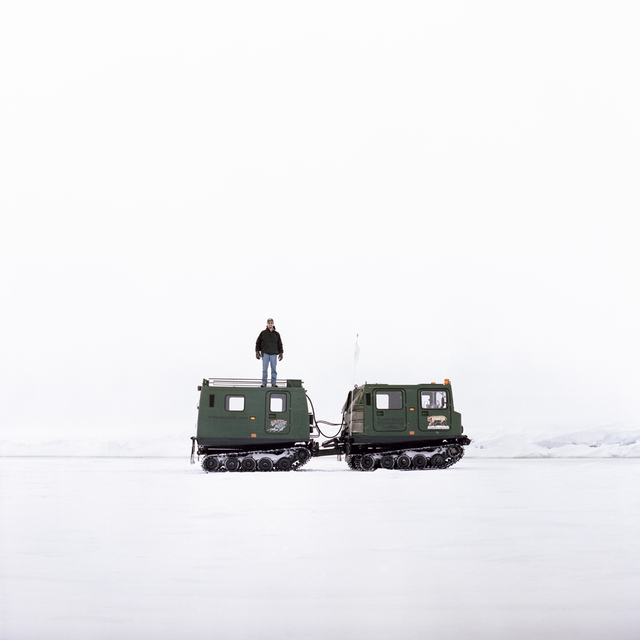 , 'Yellowknife 2011,' , The Print Atelier