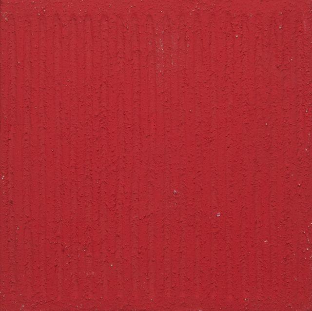 , 'Monochrome Rouge,' 1982, De Buck Gallery
