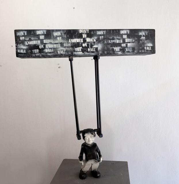 Bilal Hakan Karakaya, 'Duvarda Başka Bir Tuğla Olma', 2019, Anna Laudel