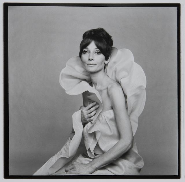 , 'Audrey Hepburn for Valentino, Roma,' 1969, 29 ARTS IN PROGRESS gallery