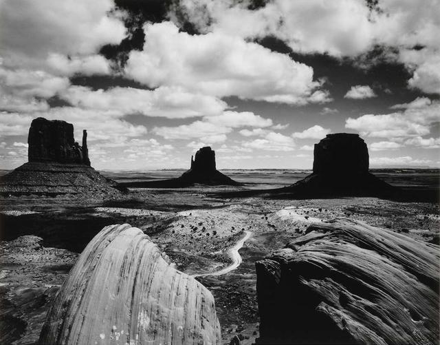 Brett Weston, 'Monument Valley', 1969, Seagrave Gallery