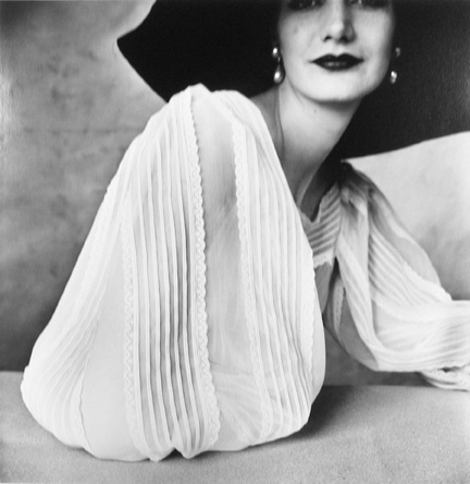 Irving Penn, 'Large Sleeve (Sunny Harnett), New York', 1951, Pace/MacGill Gallery