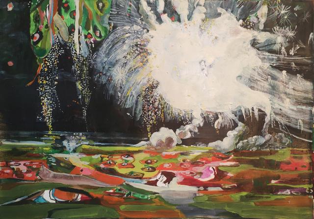 , 'Hanabi 1,' 2018, Matthew Liu Fine Arts
