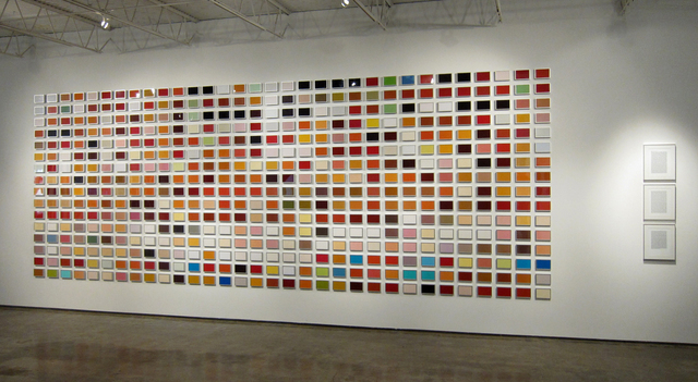 , '512 Drinks (from the series The Long Tail),' 2008, Mana Contemporary