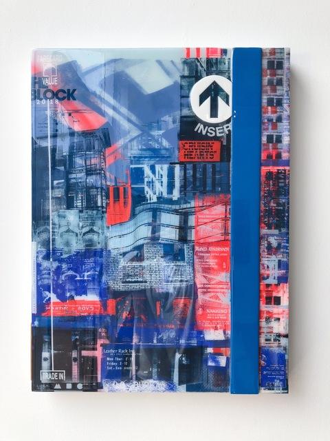 , 'Fair Card Value 8,' 2018, Long View Gallery