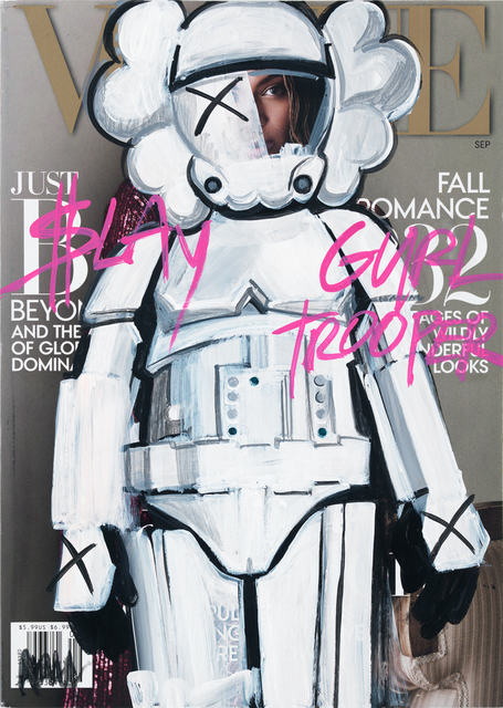 , 'The Star Trooper Issue,' 2017, ArtStar