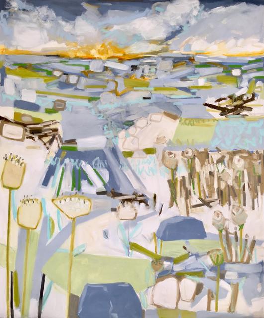 , 'Garden Walk,' 2017, Page Bond Gallery