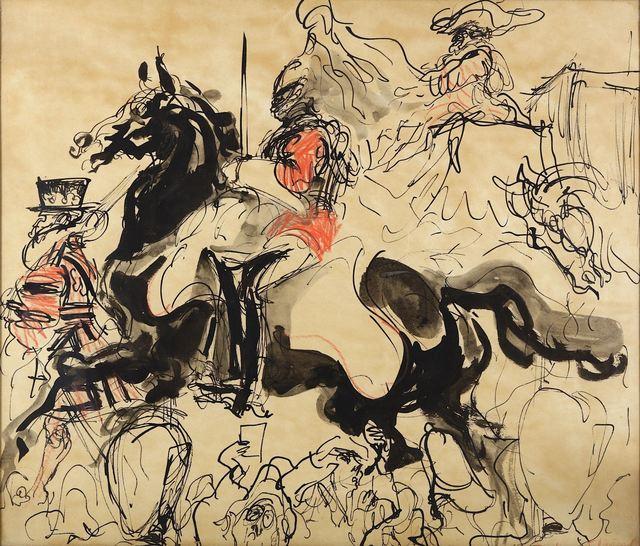 Feliks Topolski, 'The Coronation', Chiswick Auctions
