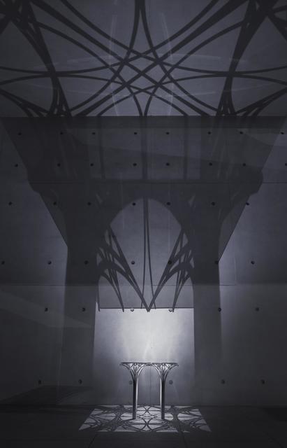 , 'Light Machine,' 2015, Taipei Fine Arts Museum