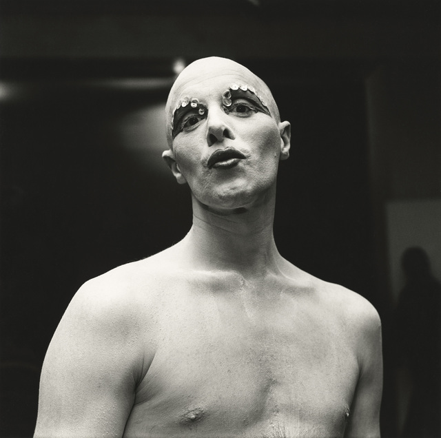 , 'Larry Ree Backstage,' ca. 1973, Pace/MacGill Gallery