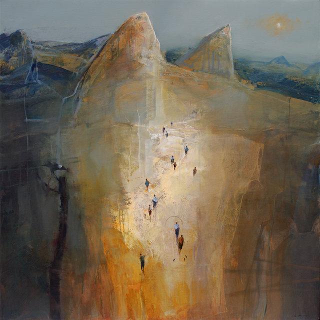 Mel Brigg, 'Journey to Glasshouse Mountain', 2017, FINEPRINT co Australia