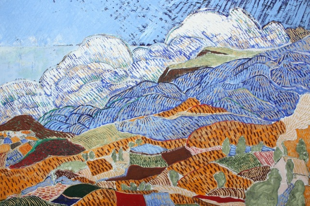 , 'Provence,' 2006, White Court Art