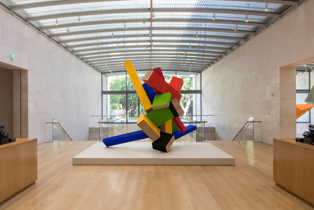 , '20 Elements,' 2004-2005, Nasher Sculpture Center
