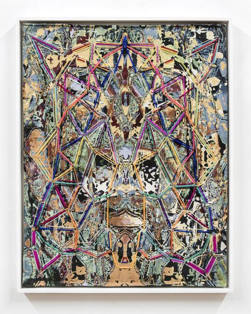 , 'Memory Palace,' 2017, Halsey McKay Gallery