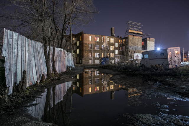 , 'Michigan at Joe St.,' , Exposure Photography Festival