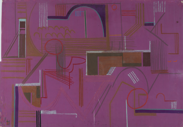 , 'Landscape,' 1967, : BARIL