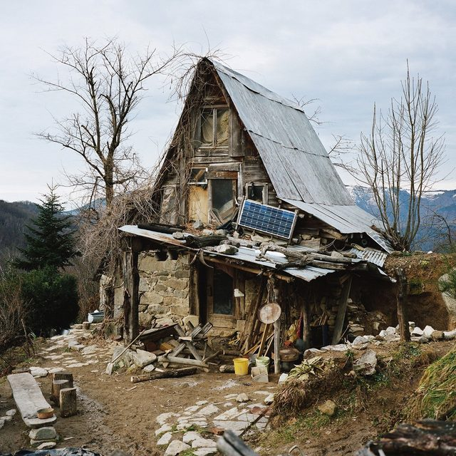 , 'House, Pyrenees, France.,' 2012, Galerie Clémentine de la Féronnière