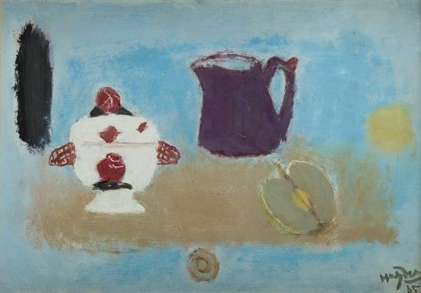 , 'Bleu a la Pomme,' 1965, Jenna Burlingham Fine Art