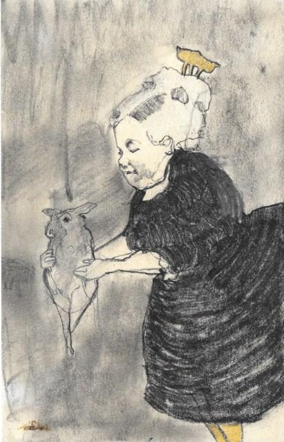 , 'Velveteen Rabbit II,' , Brocket Gallery