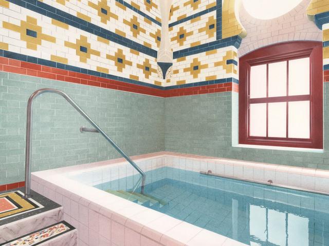 , 'Turkish Baths 03,' 2018, Tappan