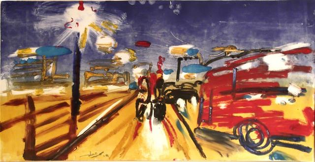 , 'Cityscape,' 2009, Easel & Camera Contemporary Art Gallery