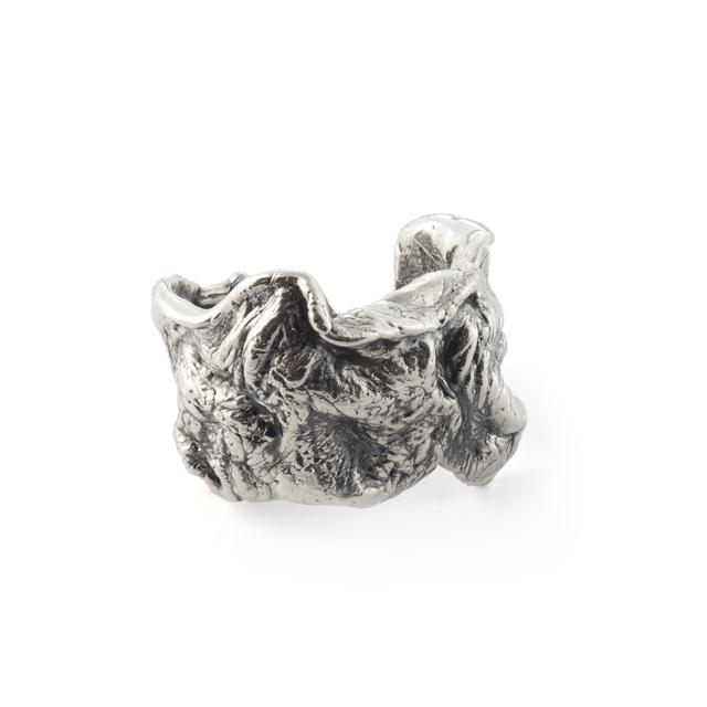 , 'Lava cuff,' 2017, Elisabetta Cipriani