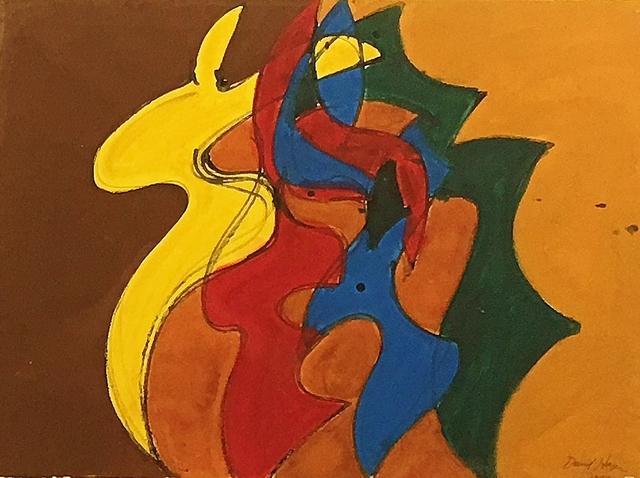 , 'Study for Sea Creature,' 2002, Lawrence Fine Art