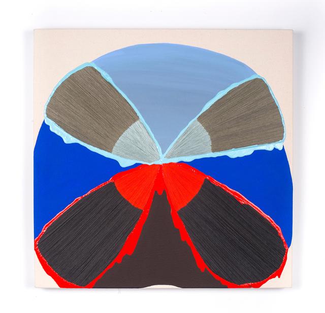 , 'backside bind,' 2018, Denny Dimin Gallery