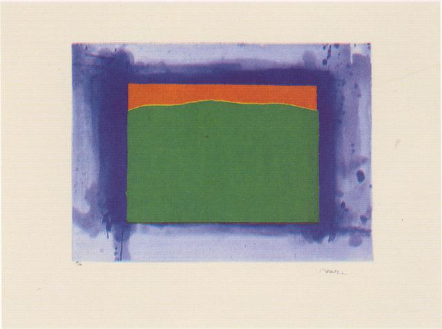 , 'Illes 2,' 1997, Polígrafa Obra Gráfica