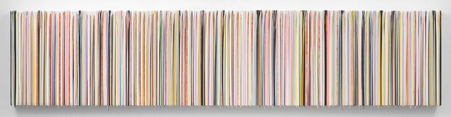 , 'YOUDONTQUITYESTERDAYTODAYANDTOMORROW,' 2017, Miles McEnery Gallery
