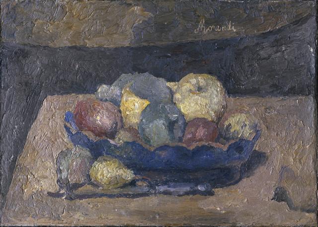 Giorgio Morandi, 'Natura morta con frutta', 1927, Guggenheim Museum Bilbao