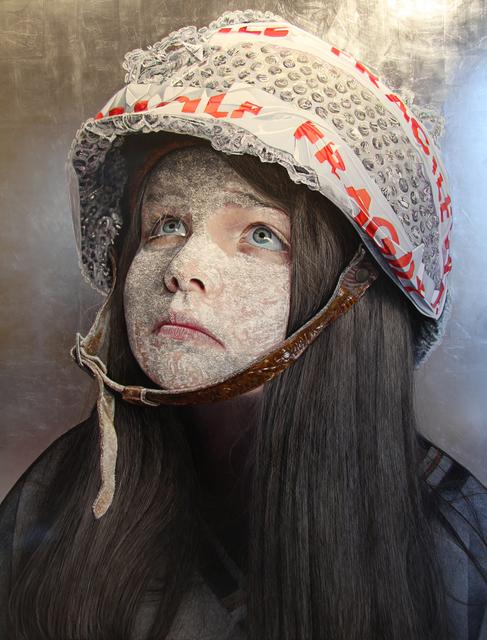 , 'Fragile Prayer,' 2020, Gormleys Fine Art