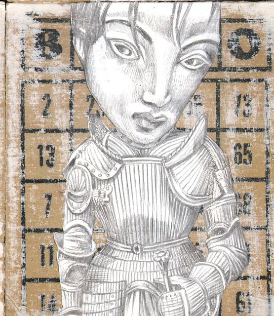 Lori Field, 'Bingo', 2012, Imlay Gallery