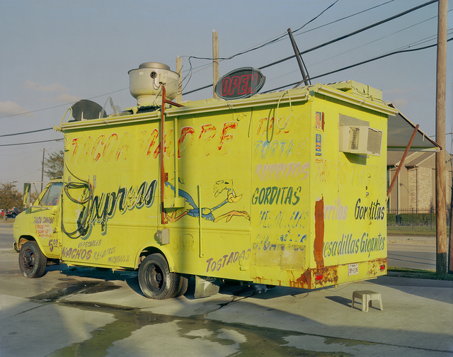 Jim Dow, 'Taco Madre Express Taco Truck. Houston, Texas', 2014, Robert Klein Gallery