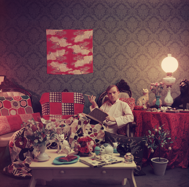 , 'Capote at Home,' 1958, Undercurrent Projects