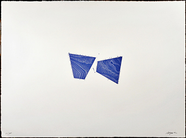 Joel Shapiro, 'Spill for Skowhegan', 1992, Alpha 137 Gallery